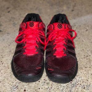 K-Swiss 03377-918M Low Mens Tennis Shoes Size 13